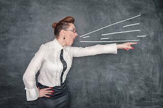 Tips dan Cara Menghadapi Guru Gaje (Gak Jelas Cara Mengajarnya)