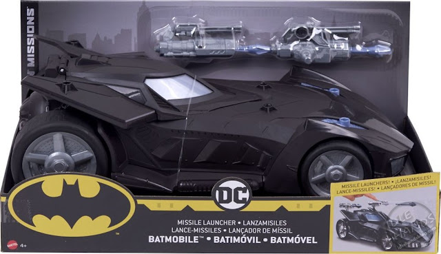 Toy Fair 2019 Mattel Batman Missions 6 inch Action Figure line