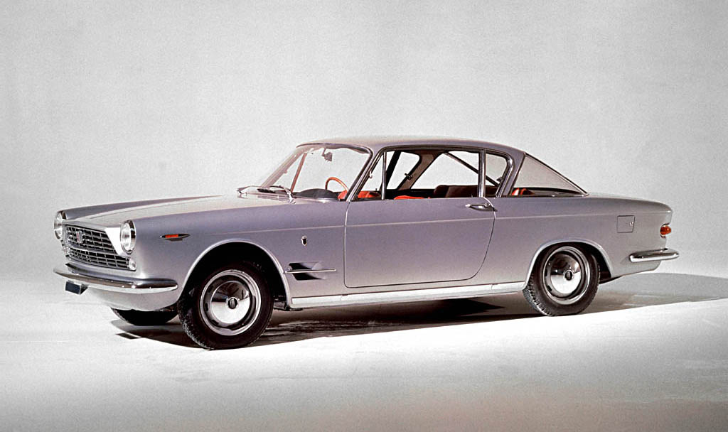 poeschl on cars ghia 450 ss foreshadowing fiat chrysler. Black Bedroom Furniture Sets. Home Design Ideas