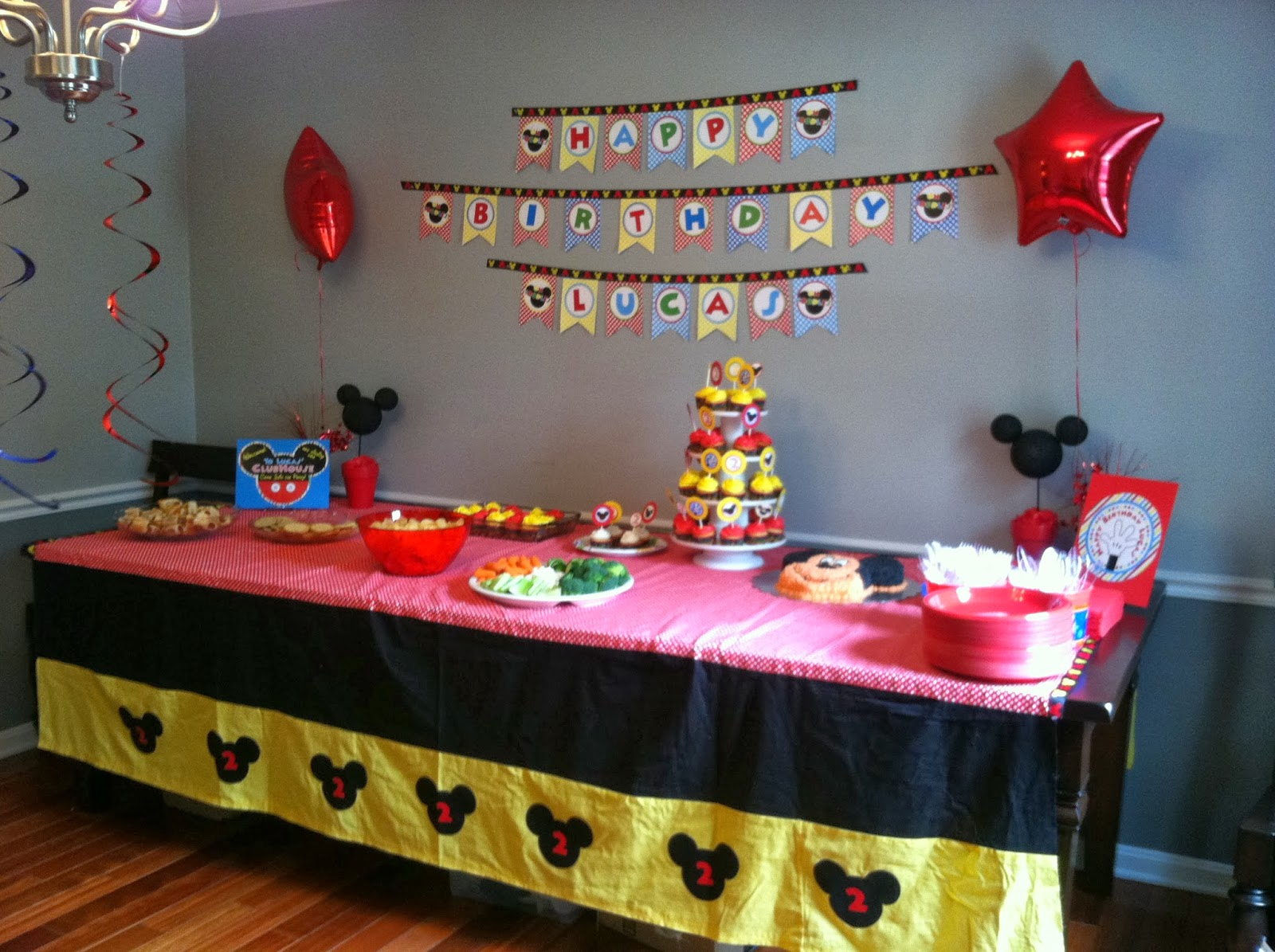 Ms Nancy S Nook It S A Mickey Mouse Party