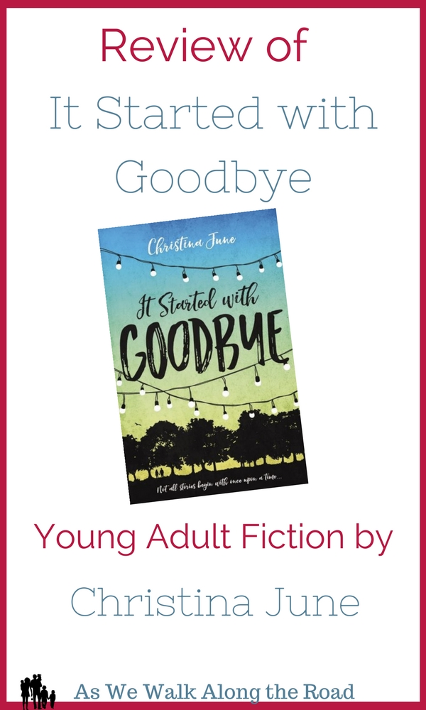 Review of It Started with Goodbye by Christina June