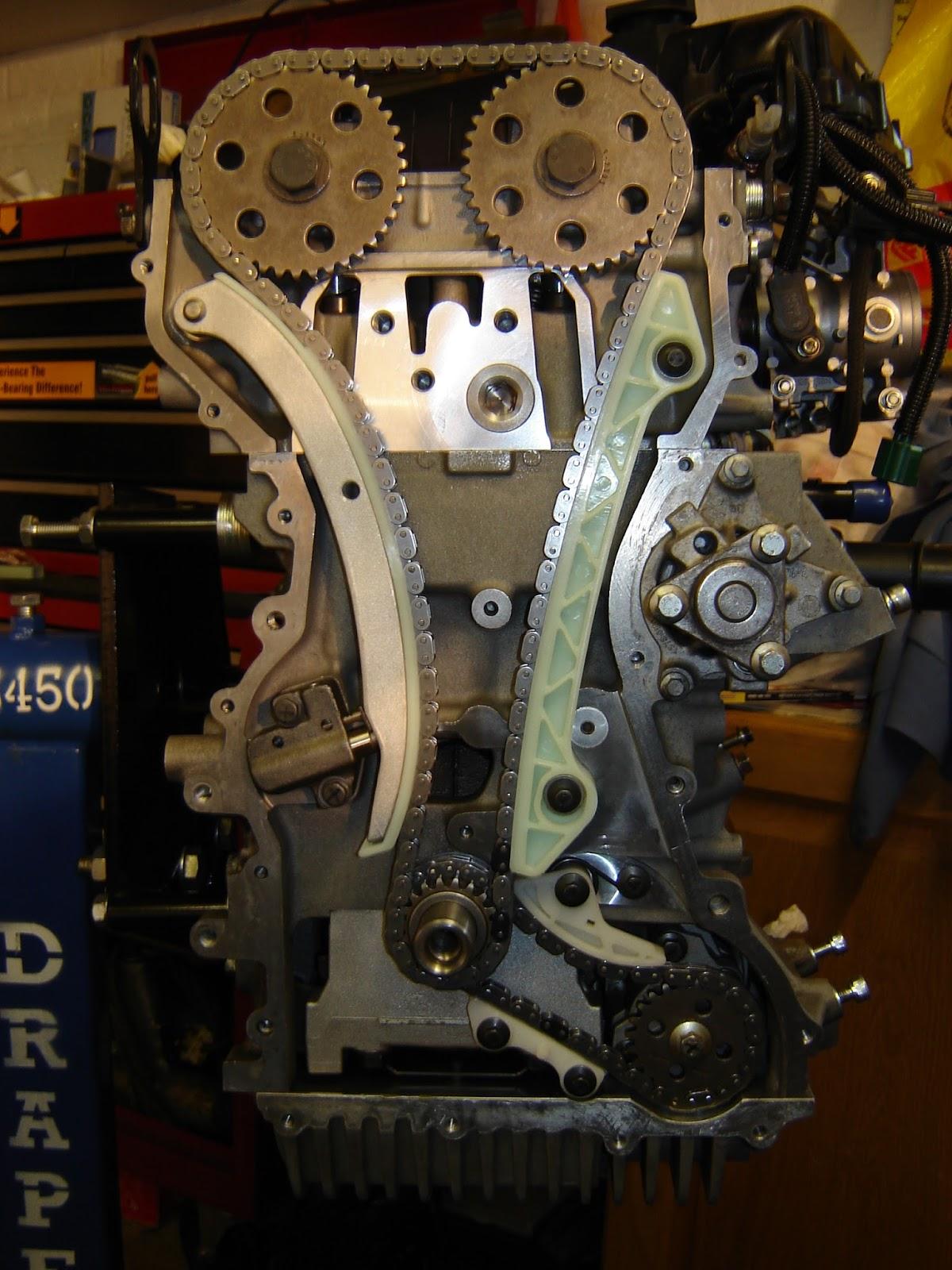 Mazda 3 0 Timing Chain