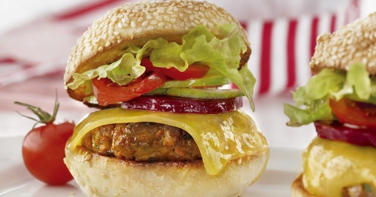 10 Resep Membuat Burger Enak Mudah dan Praktis | CiciCookies