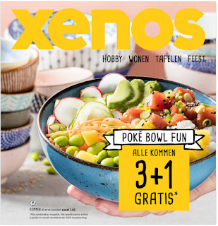 Xenos Folder Week 33, 13 – 19 Augustus 2018