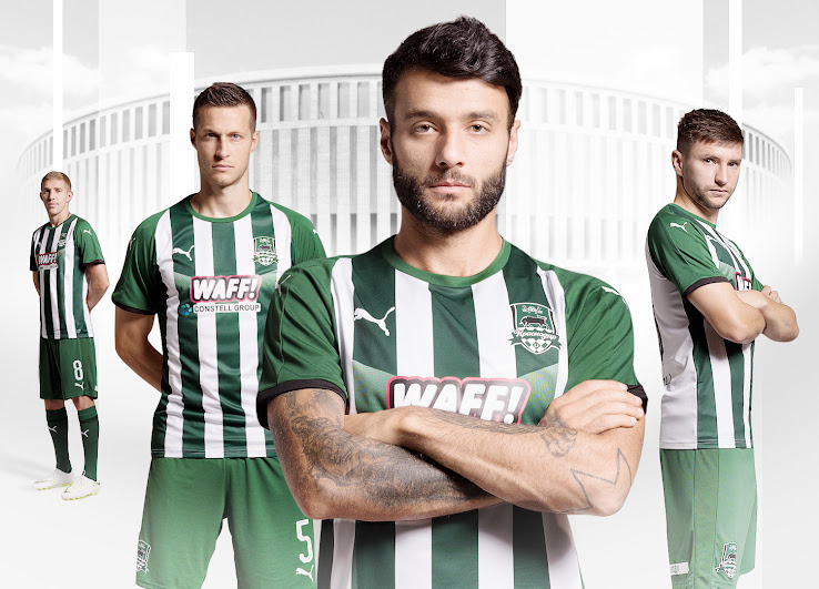 Fc Krasnodar 18 19 Third Kit Released Footy Headlines