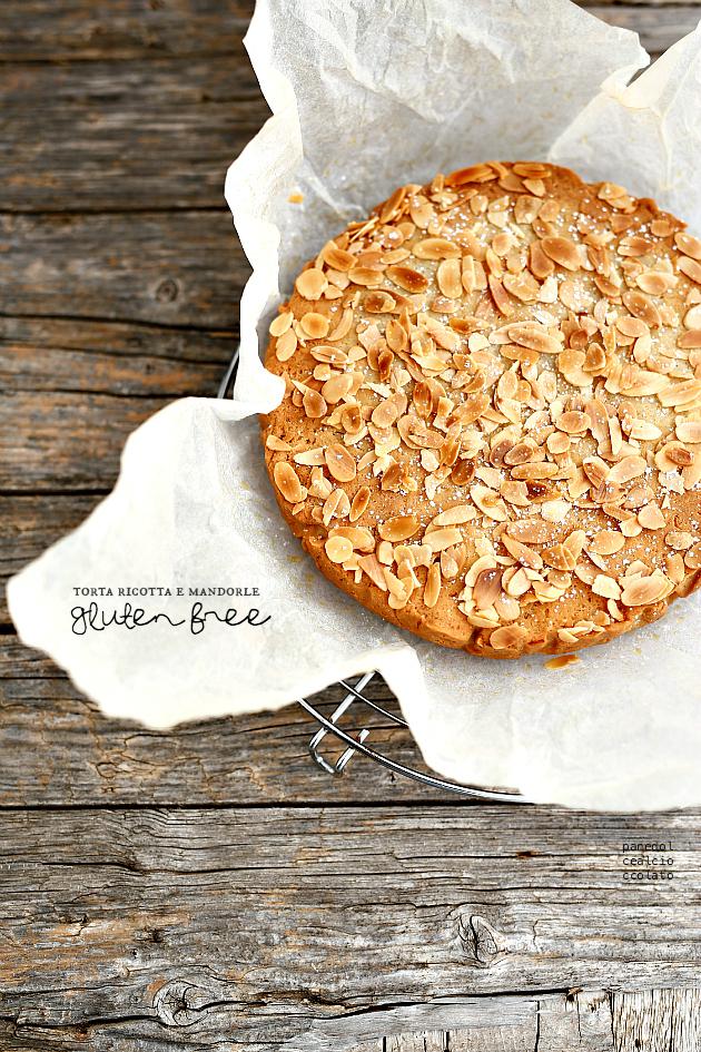 Preferenza Torta alla ricotta e latte di mandorle senza Glutine - Almonds and  EU16