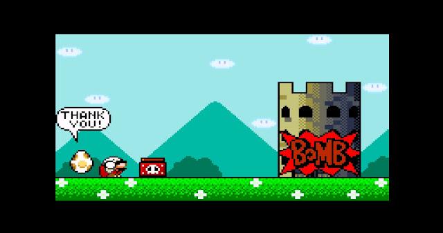 Primeiro castelo do Super Mario World