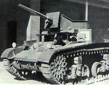 For the Record: Revised American Tank Destroyer Branch