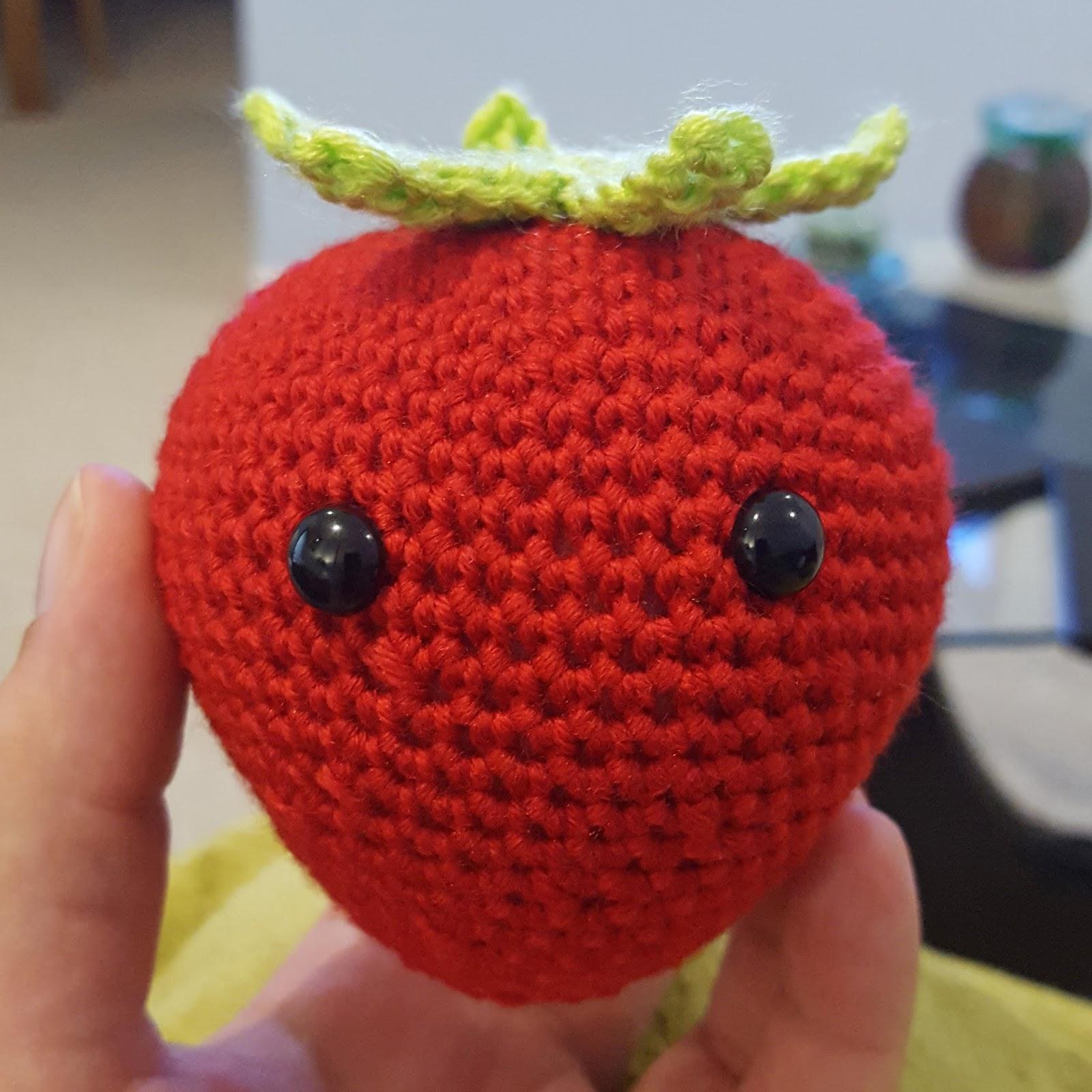 Amigurumi Fruit : Crochet Shaz: Amigurumi Fruit & Veg