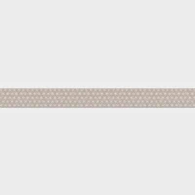 Silver Geometric Washi Tape