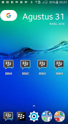 DOWNLOAD UBDATE MULTI BBM VERSION 3.0.1.25 APK