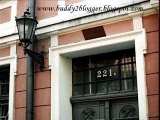 221 B Baker Street