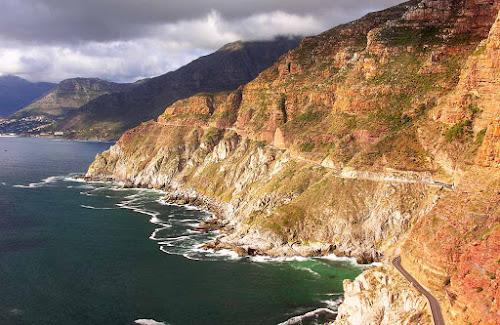 Chapman's Peak Drive – Cape Town
