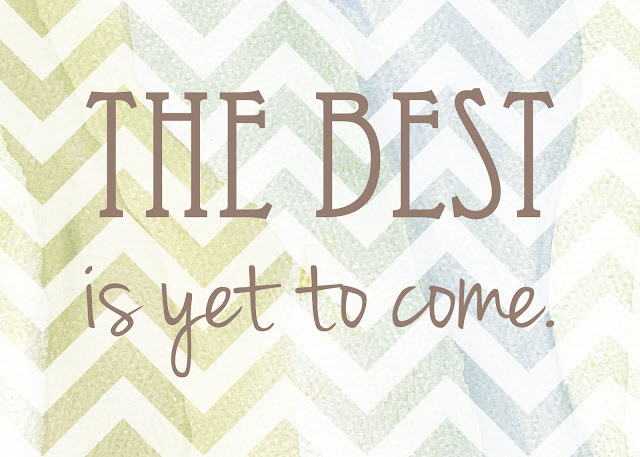 John 14:31: The Best Is Yet To Come