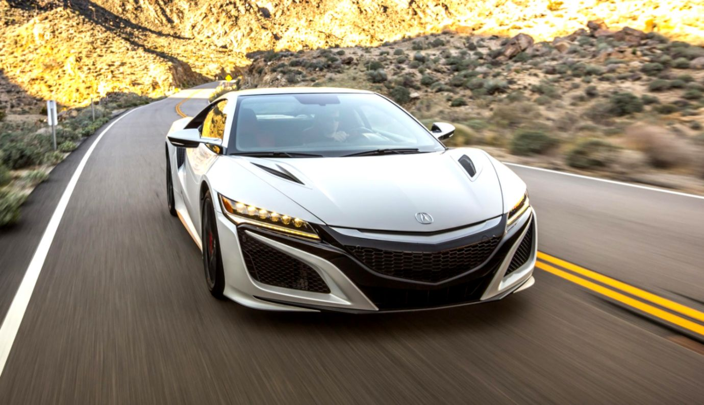 Acura Nsx Road Hd Wallpaper | Wallpapers PC