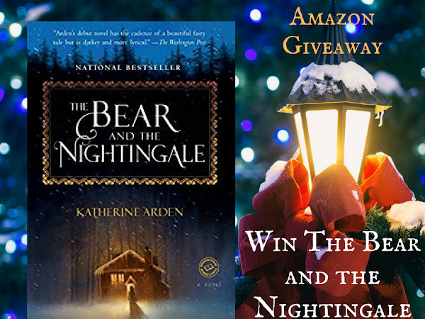 The Bear and the Nightingale Giveaway