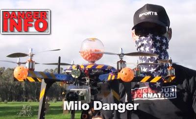 la proxima guerra drone armado milo danger infodanger aviones no tripulados armados