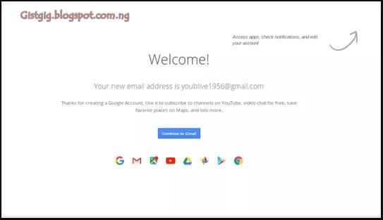 how to create uottawa gmail account