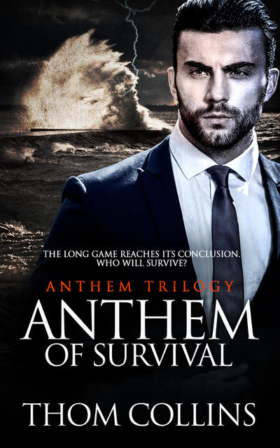 Anthem of Survival cover