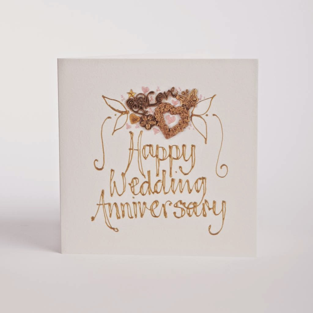 Wedding Anniversary Greeting Cards 2015-2016