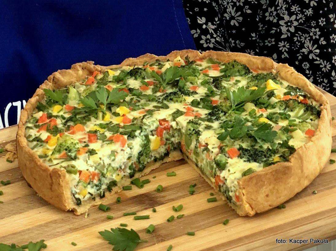 kolorowe warzywa, mrozone warzywa, mrozonki, mieszanka warzyw, zapiekanka warzywna, bez miesa, wegetarianska, pyszne danie, obiad z piekarnika, pieczemy, poltino