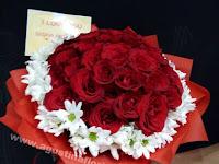 Menciptakan Keromantisan Dengan Bunga Mawar Cantik Dan Indah Untuk Pacar Tersayang - Agustina Florist