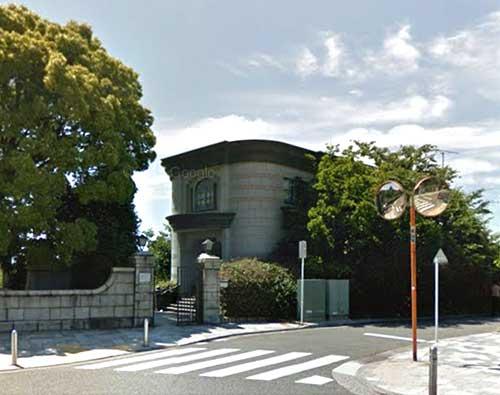 Yokohama Foreign General Cemetery Museum.