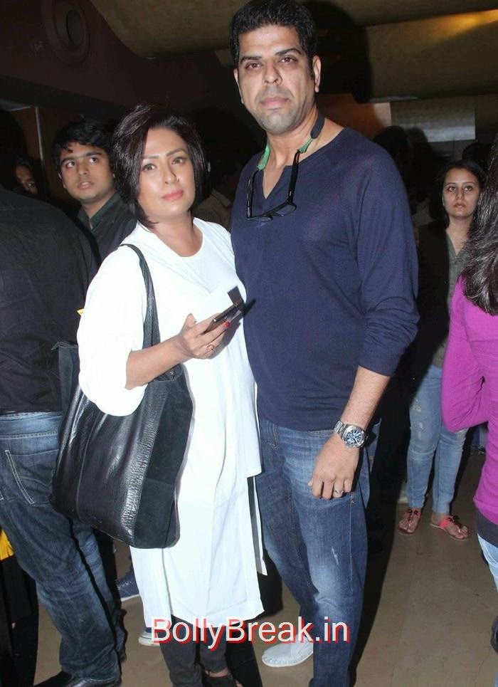 Ashwini Kalsekar, Murli Sharma, Hot Images OF Manasvi Mamgai, Huma Qureshi, Sonakshi Sinha At  'Badlapur' Special Screening