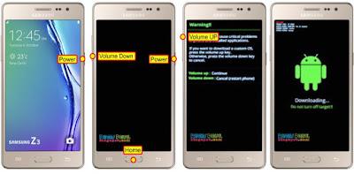 Cara Root Samsung Galaxy A8