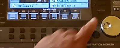 Cara Mengunci Transpose Yang Selalu Berubah Ke Nol Di Keyboard Yamaha PSR-s775