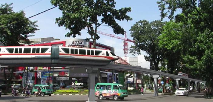 LRT Metro Kapsul Bandung