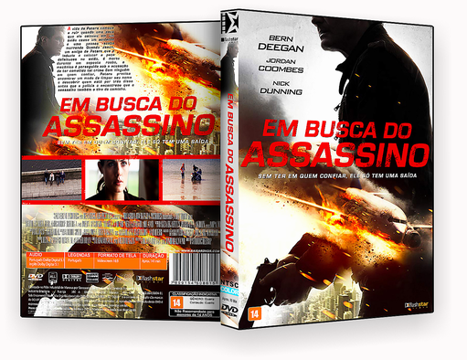 Em Busca Do Assassino DVD-R AUTORADO