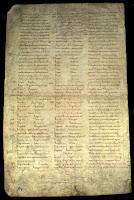 Three columns of handwritten text.