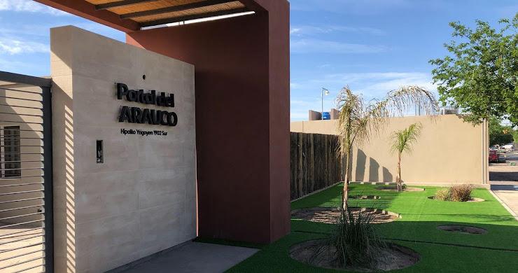 VENDO LOTES EN BARRIO PRIVADO PORTAL DE ARAUCO, EN RIVADAVIA, SAN JUAN, ARGENTINA