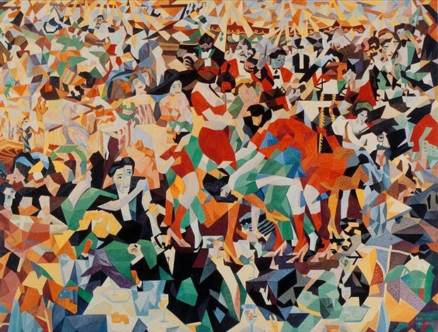 artgroupπ futurism as an art movement a 20th century art movement its roots in italian and russian beginnings futurism is said to have largely began the writing of a 1907 essay on
