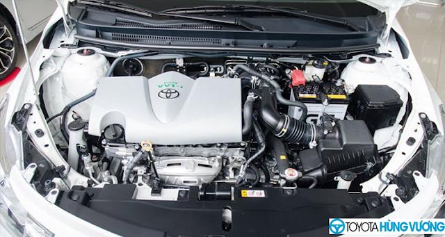 So sánh Toyota Vios với Suzuki Ciaz ảnh 12
