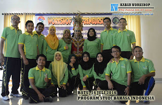 Workshop Eduprenership di Kota Batu