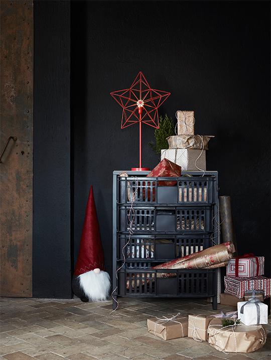 IKEA julen, joulu, christmas 2017 - Stråla