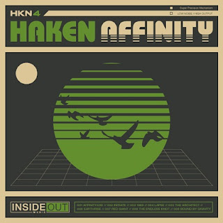 """Ακούστε το τραγούδι των Haken """"1985"""" από τον δίσκο """"Affinity"""""""