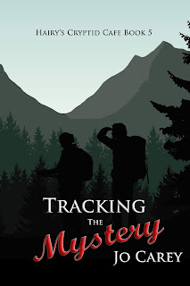 Tracking the Mystery (Hairy's Cryptid Cafe Book 5)