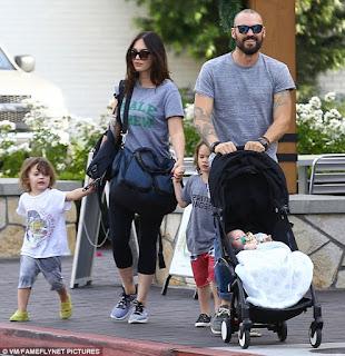 Megan Fox Husband: Brian Austin Green