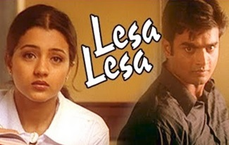 Lesa Lesa Movie Scenes | Trisha reveals her past | Madhavan intro | Shaam