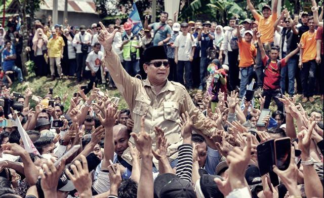 Prabowo Subianto: Jika Kesejahteraan Tercipta, Jangan Masih Ada Pejabat yang Disogok