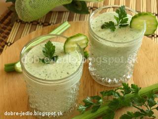 Zeleninové smoothie - recepty