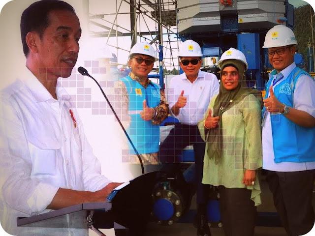 Presiden Jokowi Akan Sediakan Pembangkit Listrik di Pedalaman Tanah Papua