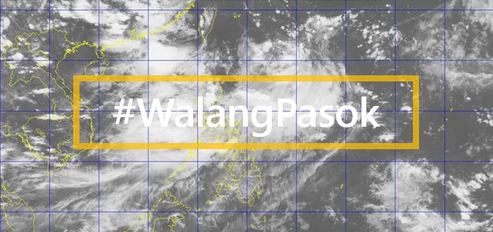 Class suspensions for Thursday, August 18, 2016