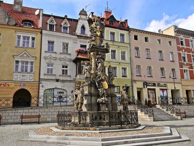 Bystrzyca Kłodzka, monument, zabytkowe miasta, Dolny Śląsk