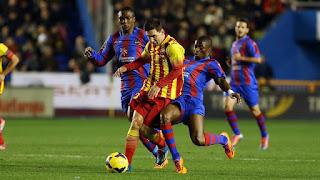 مشاهدة مباراة برشلونة وليفانتي بث مباشر | اليوم 16/12/2018 | الدوري الإسباني Barcelona vs Levante Live