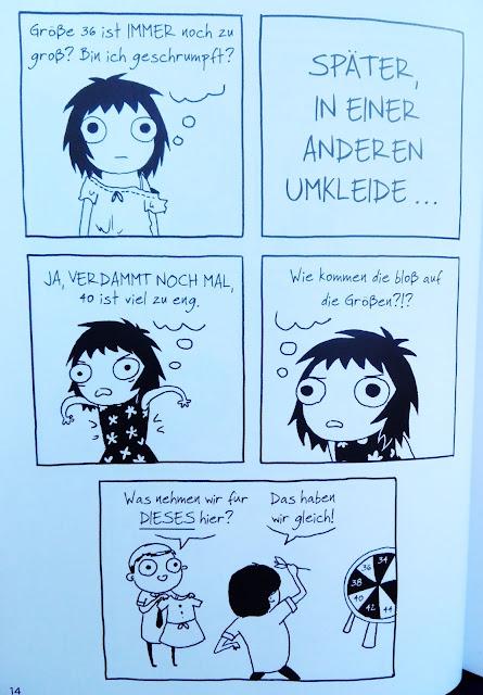 [Books] Sarah Andersen - Erwachsen werd ich vielleicht später