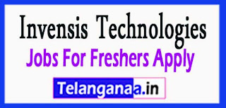 Invensis Technologies Recruitment 2017 Jobs For Freshers Apply